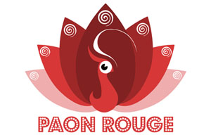 Paon Rouge